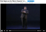 Rick Najera as 'Manic Hispanic'