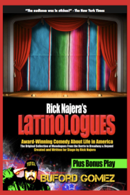 Hot Off the Press! Latinologues the BOOK Now Available!